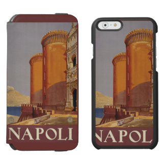 Napoli (Naples) Italy vintage travel custom cases