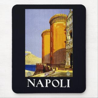 Napoli Alfombrillas De Ratón