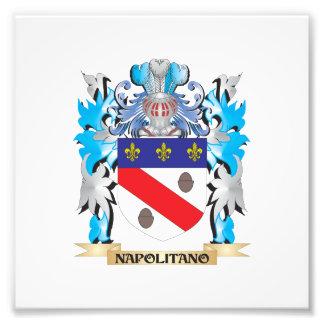 Napolitano Coat of Arms - Family Crest Photo Print