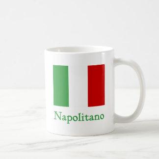 Napolitano Italian Flag Mugs