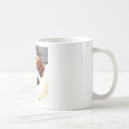 Napping Dogs Coffee Mug