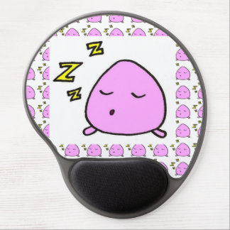 Napping Guy Gel Mousepad