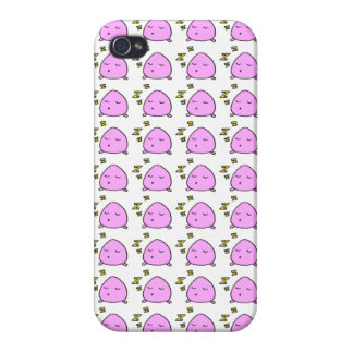 Napping Guy iPhone 4 Savvy Case