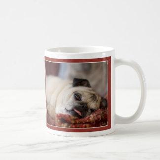 Napping Pug Mug