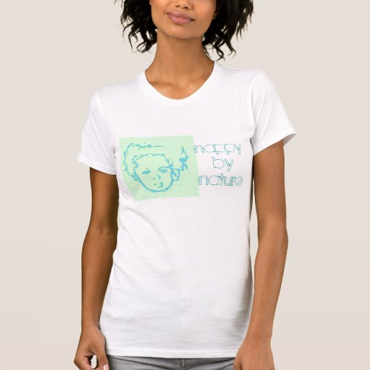 Nappy By Nature Tee
