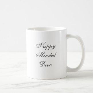 Nappy Headed Diva Coffee Mug