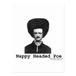 Nappy Headed Poe Post Cards