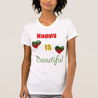Nappy is Beautiful Tshirt