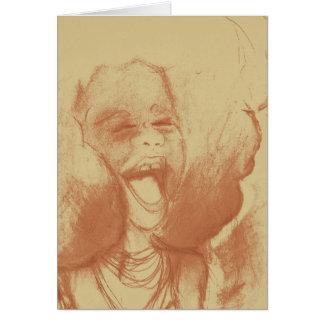 Nappy Notes- Samira Simone collection Card