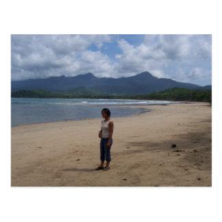 Napsan Beach Postcard