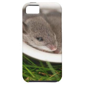 Naptime Baby Mice iPhone SE/5/5s Case