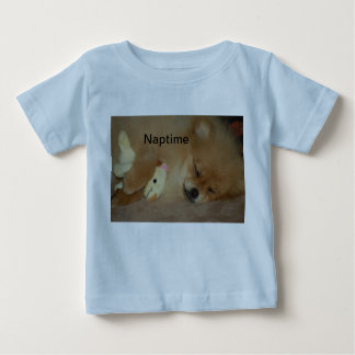 Naptime toddler tshirt