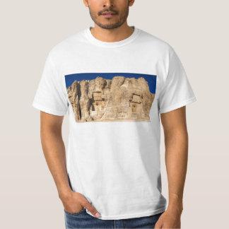 Naqsh-e Rustam Necropolis Shiraz Iran Cemetery T-Shirt