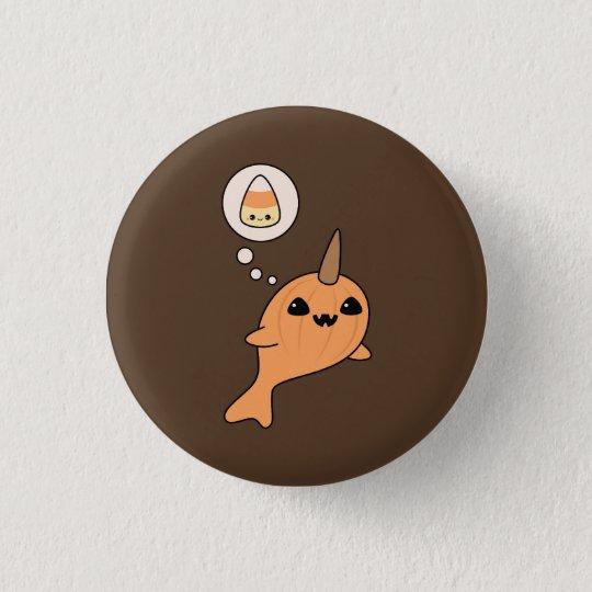 Nar O'Lantern Button
