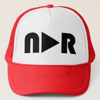 NAR Play Button Trucker Hat