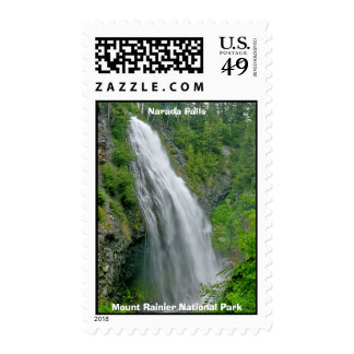 Narada Falls Postage Stamps