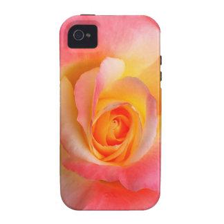 Naranja, amarillo, y productos múltiples subiós ro iPhone 4/4S carcasa