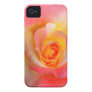 Naranja, amarillo, y productos múltiples subiós ro iPhone 4 Case-Mate cárcasa