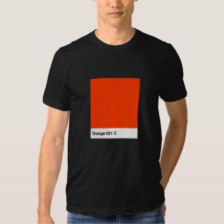 Naranja Camisas
