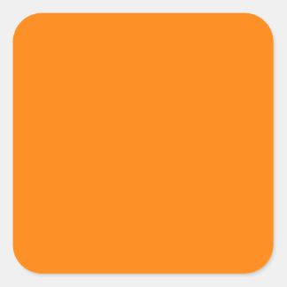 Naranja Colcomanias Cuadradass