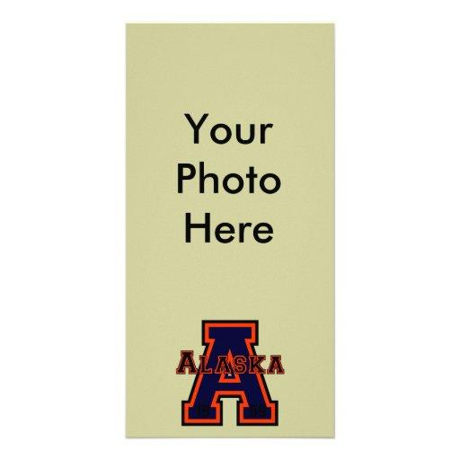 """Naranja de Alaska """"A"""" Tarjetas Personales"""