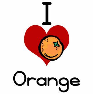 Naranja de amor y odio I Escultura Fotográfica