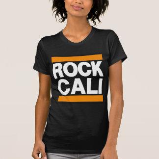 Naranja de Cali de la roca Camiseta