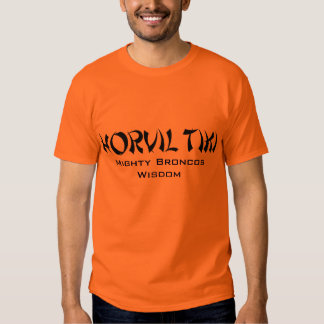 Naranja de Horvil Tiki Playeras