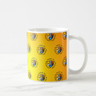 Naranja de la taza del SMI tejado