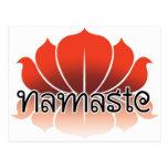 Naranja de Lotus Postal