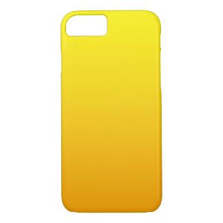 Naranja de Mandi - caso del iPhone 7 Funda iPhone 7