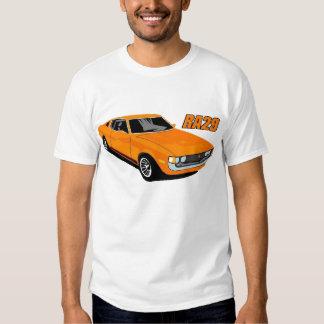 Naranja de Toyota Celica RA29 Remeras