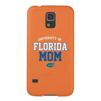 Naranja de UFL y familia adaptables del cocodrilo  Carcasas De Galaxy S5