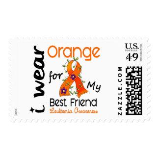 Naranja del desgaste de la leucemia I para mi Envio