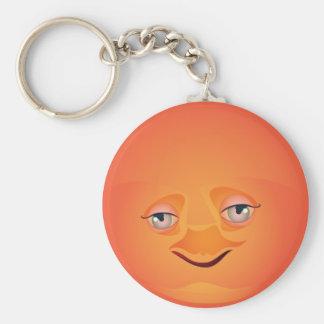 Naranja del llavero de CutieBounce