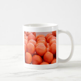 naranja en invierno taza