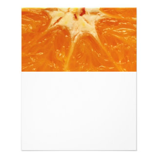 "naranja folleto 4.5"" x 5.6"""