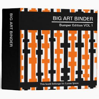 Naranja grande de la carpeta 010 del arte (los