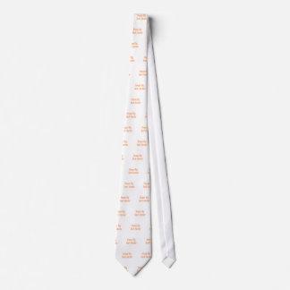 Naranja Grande ideal Corbatas Personalizadas