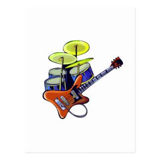 naranja green.png del drumset de la guitarra postal