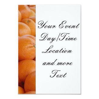 naranja anuncio personalizado