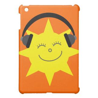 Naranja lindo del personalizable de Sun DJ del