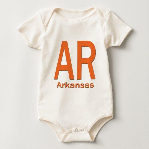 Naranja llano de AR Arkansas Enterito
