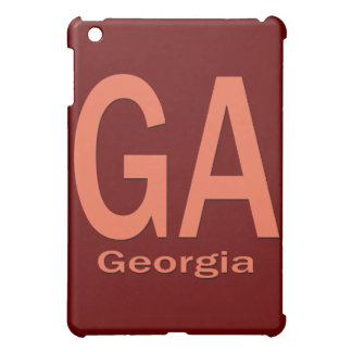 Naranja llano del GA Georgia