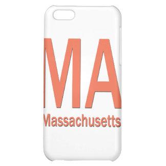 Naranja llano del mA Massachusetts