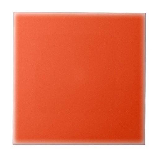 Naranja manchado del tango (baldosa cerámica) teja  ceramica
