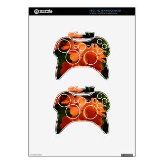 Naranja Mando Xbox 360 Skin