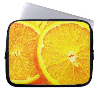 Naranja Mangas Computadora