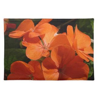 Naranja Manteles