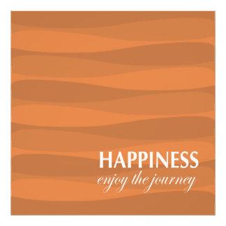 Naranja para la felicidad fotografía